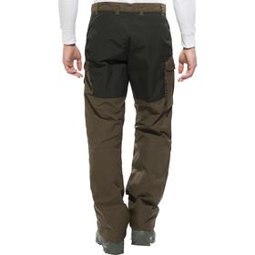 Fjällräven Barents Pro Pantalones Invierno Hombre, dark olive/black